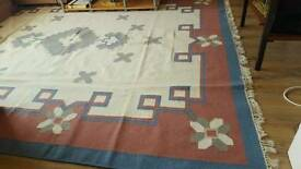 Huge rug