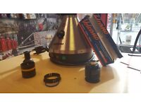 Volcano Vaporizer Classic (solid valve) by Storz and Bikel