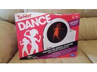 Twister DANCE by Hasbro. Connect any MP3 player