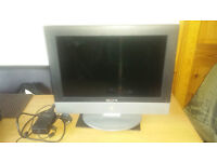 "19"" tv and dvd combi"