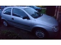 Silver Vauxhall cora 1.0 for sale £695