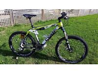 Cube AMS 125 Mountain Bike