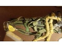 Exofit safety harness and miller safety harness .