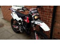 Husqvarna Wr 125 2009 road legal