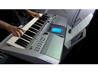 YAMAHA PSR S700 ARRANGER KEYBOARD USB, MIC ENABLED WITH STAND, MUSIC REST (BEST DEAL)