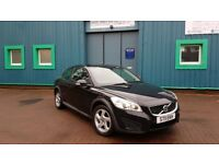 Volvo C30 ES 2.0 2011 in Black and in excellent condition