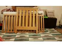 Mothercare jamestown cotbed