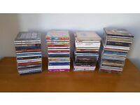 Joblot of CD's, 34 singles and 54 albums, Soundtracks, Old School Pop, Indie, Dance, RnB etc