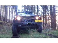 Land rover defender 110 Complete rebuild £24000 spent best exaple around