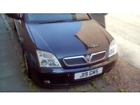Vectra for spares or repairs - Vanity plate included
