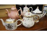 Vintage Teapots All £1 Each