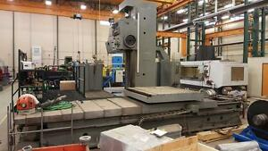 "5"" spindle TOS Horizontal Boring Mill"