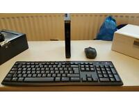Novatech NBox II NAI21 and keyboard