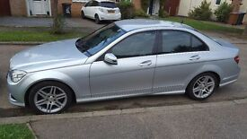Mercedes C200 sport CDI