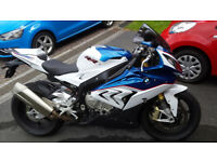 2016(65) BMW S1000RR Sport, HP4 Forged Wheels, Perfomance pack, BMW Alarm