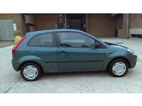 Lovely Ford Fiesta with Service History, One former keeper, 1 year MOT
