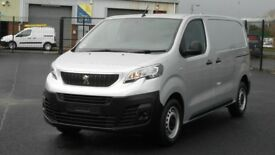 DEC 2016 NEW MODEL PEUGEOT EXPERT 120 BHP BlueHDI PROFESSIONAL 1400 KG. ONLY 18000 MILES. STUNNING.