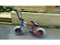 Rocker PHAT mini BMX