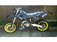 Aprilia mx 125 Ported Road Legal. Not sx, rs, gilera, 172,