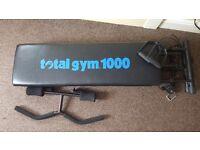 TOTAL GYM 1000 body toner