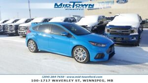 2016 Ford Focus RS HATCHBACK AWD