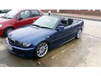 BMW E46 2.2 6 6CYL Convertible