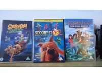 these are all good dvds in good condition