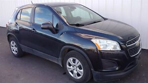 2014 Chevrolet Trax LS FWD - One Owner
