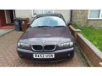 BMW e46 3 series Facelift 141 bhp