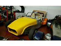 2 litre Pinto Kit Car Sierra Based Project