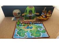 Bundle of toys Jake and The Neverland Pirates