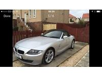 BMW Z4 2006 1 YEARS MOT