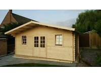 Log cabin - summer house