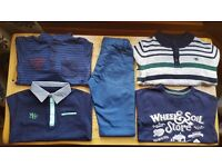MAYORAL DESIGNER BOYS CLOTHES AGE 5 ***IMMACULATE CONDITION***