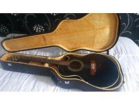 Gibson Epiphone Les Paul Semi-acoustic Guitar