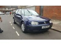 Volkswagen Golf 1.6 Automatic 2002 Low mileage... Civic Yaris polo Astra focus