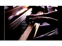 Excellent pianist wanted to form professional Jazz/Blues/Swing cover band.