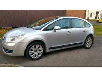 CITROEN C4 1.6 HDi AUTOMATIC, 1 OWNER, FULL SERVICE HISTORY, BELTS CHANGED, LONG MOT, WARRANTY