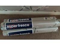3x new & sealed wallpaper rolls