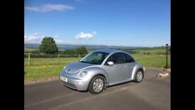 VW Beetle 1.6L 2005