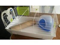 Medium rabbit/guinea pig cage