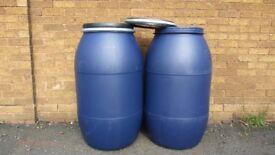 Shipping barrel/ storage barrel (220L)