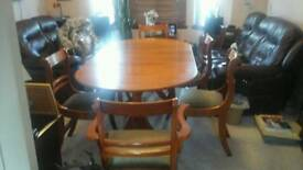dining table 6