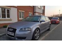Audi a3 2004 1.6 petrol long MOT