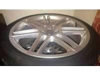 Genuine audi wheels