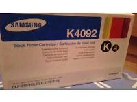 Samsung k4092 black toner