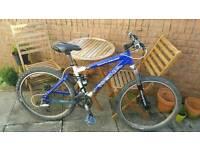 Kona kikapu deluxe mountain bike size S