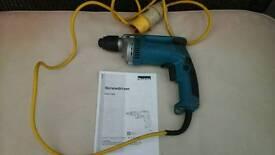 Makita screwdriver 110volt