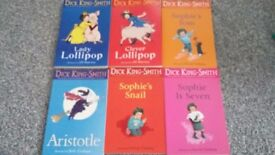 Dick king smith books x 12
