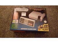 Nintendo Mini Nes (BRAND NEW AND SEALED)